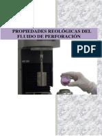 Propiedades Reologicas Del Fuido de Perforacion