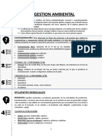 Tema 13. Contaminación y Medioambiente