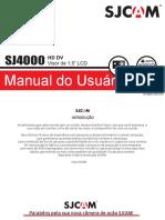 Manual Sj4000 Brasil