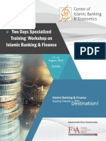 Islamic Banking & Finance training in Zambia
