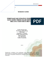WP BI No.9-2015 Pemetaan Dan Strategi Peningkatan Daya Saing UKM