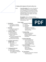 PETR 6364 Course Info
