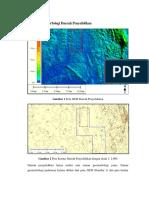 Kondisi Geomorfologi Dan Stratigrafi Daerah Penyelidikan