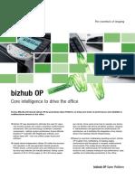 Bizhub Open Platform