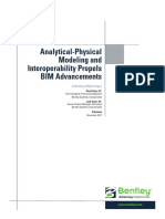 WP Physical Analytical Modeling Facilitating BIM LTR ScreenRes