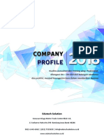 company profile edutech solution training & Konsultan