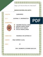 Proyecto de Dinamica II - III UNIDAD