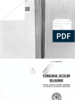 Scvoznicov, Al. (Pr.) Psihologia sectelor religioase