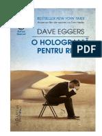 Dave Eggers - O Holograma Pentru Rege v 0.9