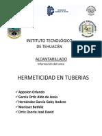 Hermeticidad