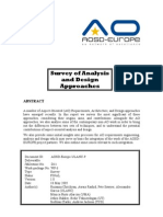 Aspects and UML