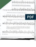 John Riley - Uptempo Ride Cymbal Variations
