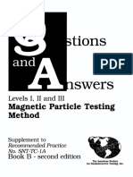 ASNT Questions and Answers Levels I, II and III Book B - Magnetic Particle Testing Method 2nd Ed-part1