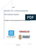 Purchase Guide I-Procurement