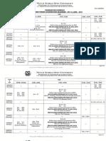 20180524 BDP Examination Schedule Dec17 & Jun18