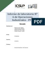 Informe de Laboratorio 13 y 14