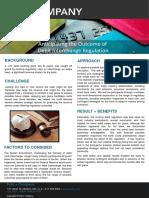 Anticipating the Outcome of Debit Interchange Regulation