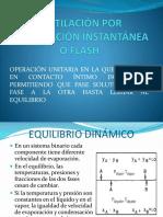 Destilacion Flash