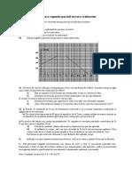 Repaso 2ndo Parcial 3ª Evaluación 3 ESO