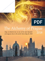 Alchemy of Prague 2018
