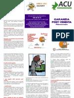 Pillole - Garanzia Post vendita