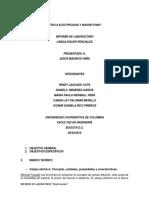 INFORME de FISICA Lineas Equipotenciales1.2 (1)