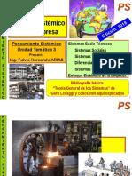 A PS UT3-2016-Enfoque Sistém. Empresa-mayo2017