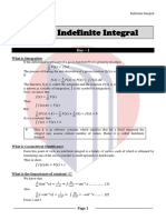 Integral Calculus Book