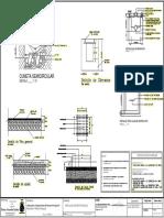 Plano Detalles Estructurales Parque Amalfi-2. Detalles Estructurales