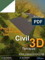 Manual AutoCAD Civil 3D Terrazas-Instituto Arts