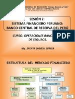 Sesión 2 Oper Bancarias y de Seguros