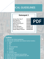 Tugas 4_Clinical Guidelines_Kelompok 3