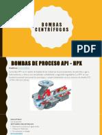 Motores centrifugos