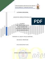 Prueba Confesional en el Derecho Procesal Civil Michoacano