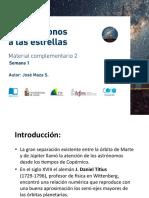 Material Complementario - Cuerpos Menores Del Sistema Solar.