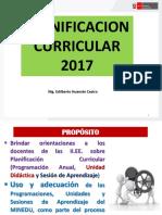 PROGRAMACION CURRICULAR 2017.pptx