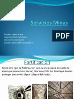 Servicios Minas 6° Clase.