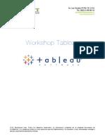 Ejercicios y Capacitación Tableau Desktop