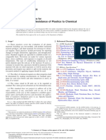 ASTM-D543 (2006) - Evaluating the Resistance of Plastics to Chemical Reagents.pdf