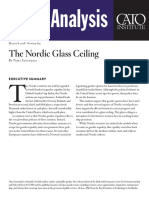 The Nordic Glass Ceiling