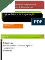 2° -Logica e Tecnica de Programacao