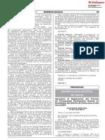 Aprueban el Reglamento del Proceso de Presupuesto Participativo Basado en Resultados del Distrito de Chilca para el año fiscal 2019