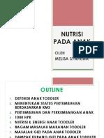 4. Nutrisi Pada Anak