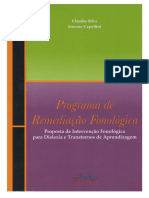 Remediação Fonológica