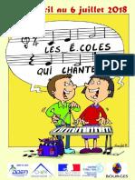 Calendrier Des Rencontres Chorales Dans Le Cher