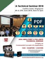 Air Movement n Control Technical Seminar 2018-Registration Brochure