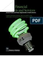 Green Financial Products Services