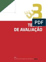 Testes Avaliação 7 e 8 - Leandro, Rei Da Helíria de Alice Vieira