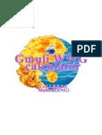 Gmuli Wen Wang Gua Calculator Manual