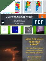Presentacion Meteorologos 2 PDF